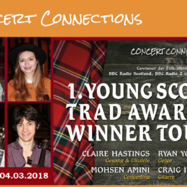 Young Scots Trad Awards Winner Tour